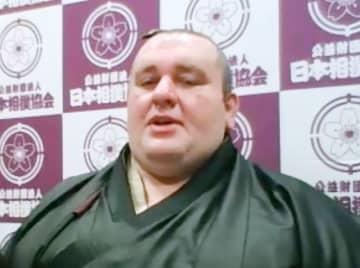 臥牙丸「最高の相撲人生だった」