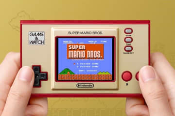 Nintendo revives Super Mario Game & Watch, hits Philippine stores