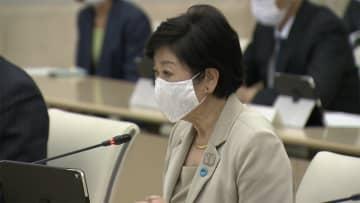 東京都の感染警戒「最高レベル」 1カ月後には1日「1000人超」も