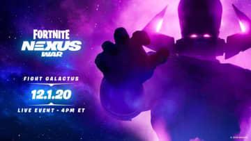 Fortnite: Devourer Of Worlds Season-Ending Event Confirmed for December 1