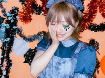 岡田奈々が明かす舞台裏、ハロウィン撮影会「幸せでした」