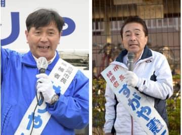 針谷力氏、菅谷憲一郎氏(左から)