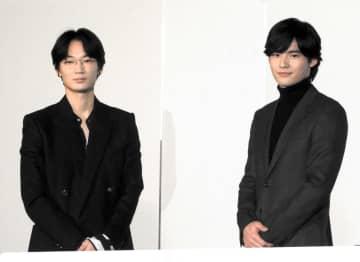 綾野剛 初共演の岡田健史に熱視線「かわいくて仕方ない」