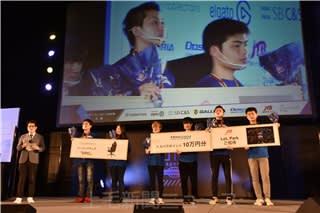 優勝した「KGP N1」のメンバー
