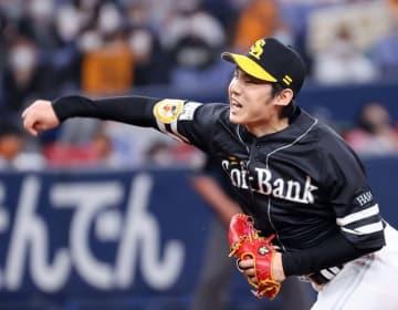 """パ投手2冠、巨人抑えたソフトバンク石川柊太という男 渡米してダルに誓った""""控えめ""""目標"""