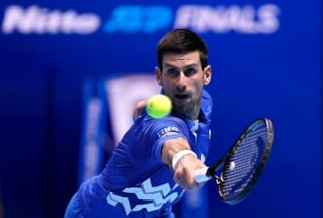 Djokovic ends year number one, ATP Finals winner Medvedev fourth