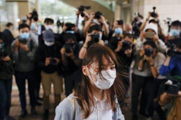 香港〝民主の女神〟周庭さん収監で「歌ってみた動画」見納め危機