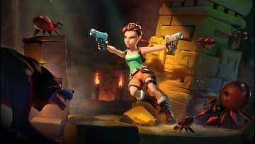 ララ・クロフトの冒険再び!『Tomb Raider Reloaded』ティーザートレイラー公開