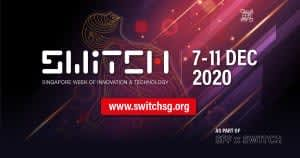 SWITCH 2020 | Singapore Week of Innovation and Technology is back Dec 7-11