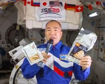 "Japanese astronaut Noguchi says still ""adapting"" to life on ISS"