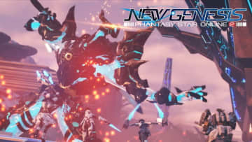 オンラインRPG『PSO2:NGS』最新情報公開の特別番組を12月19日放送!