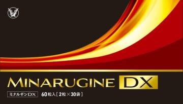 L-アルギニン含有食品「ミナルギンDX」 新発売