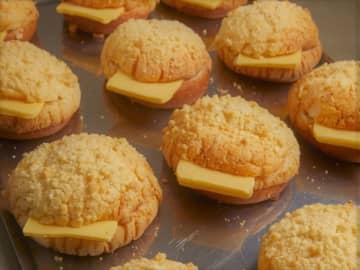 メロンパンに厚切りバターの幸福感!「台湾メロンパン」が吉祥寺に登場