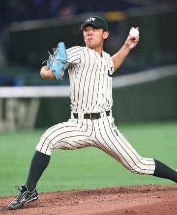 阪神ドラ2 JR東日本・伊藤が都市対抗野球初戦で先発