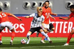 サッカーACL ヴィッセル神戸が決勝T進出 広州恒大に3-1