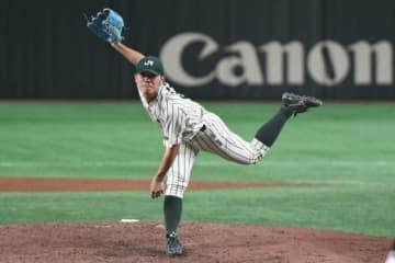 【社会人野球】阪神ドラ2のJR東日本・伊藤が2失点完投 同ドラ6・中野封じも「共に頑張っていきたい」