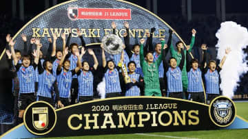 5-Star Performance from Frontale and Ienaga Clinch Them 3rd J1 Title