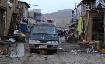 アフガン・バーミヤン州で連続爆発 17人死亡、50人以上負傷