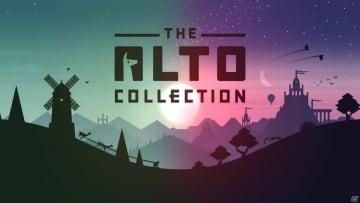 2つのエンドレスボードアクションゲームを収録した「The Alto Collection」がSwitchで配信開始!
