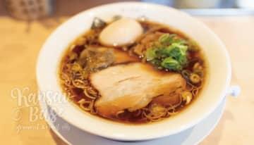 京都・二条エリアのペースト状の牡蠣を使った名物「牡蠣そば」が味わえる人気ラーメン店!ラーメン霽レ空(HARESORA)
