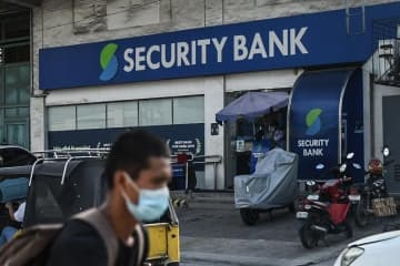 Security Bank exec sees 9.9% GDP contraction