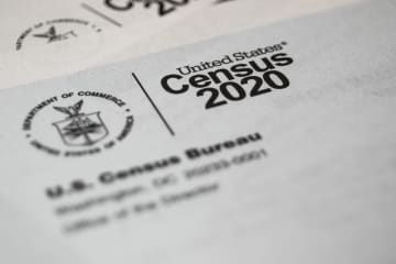 What does California have to lose if undocumented immigrants are excluded from the census?