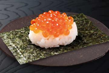 はま寿司で「北海道紀行」フェア - いくら、秋鮭、くり蟹、味噌ラーメンも!