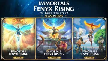 「イモータルズ フィニクス ライジング」発売後のコンテンツが発表!フィニクスが華麗に戦う短編アニメトレーラーも公開