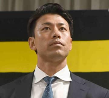 阪神11年ドラ1・伊藤隼太がトライアウト参加「全て出し切れるように準備」