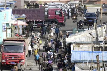 北朝鮮、コロナで首都出入り遮断