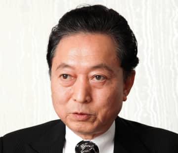 鳩山元首相、桜前夜祭問題で指摘「知りながら事実でない答弁は虚偽答弁そのもの」