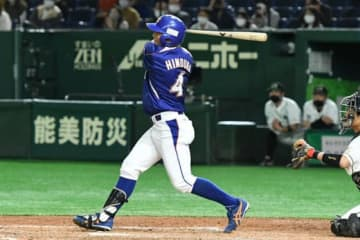 【社会人野球】NTT東の新人・火ノ浦が4番で2安打2打点! 昨秋のドラフト指名漏れから奮起