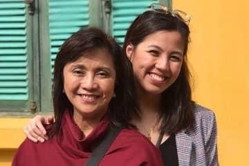 Robredo warns of fake Facebook account posing as daughter Tricia