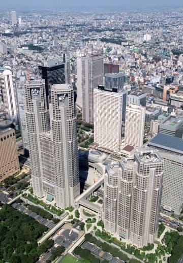 東京で新たに418人感染 新型コロナ 画像
