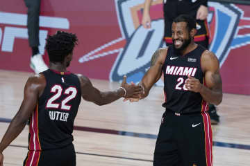 Ira Winderman: Butler, Robinson, Iguodala part of Heat 2020-21 intrigue