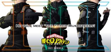 『僕のヒーローアカデミア』、劇場版第3弾が来年夏に!謎の新コスチューム