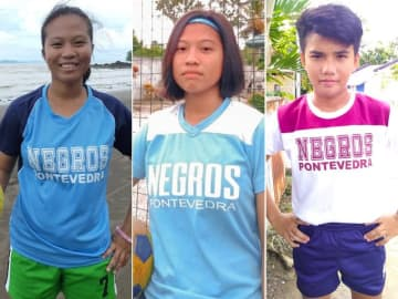 Philippine futsal stories: Girls from Pontevedra, Negros Occidental put their town on the map