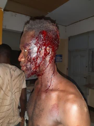 NDC Boys On Rampage , Destroy NPP Yagaba-Kubori PC's Properties