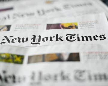 The 2010 gamble that saved the New York Times: The digital paywall