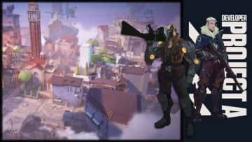 Valorant's original character art shows the game's origins