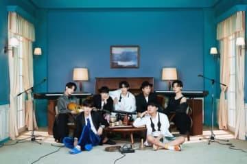 BTS、ニューアルバムがオリコン週間ランキング初登場1位を獲得