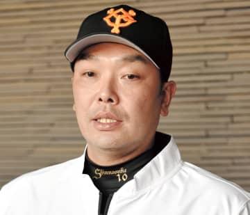 巨人・阿部2軍監督 阪神移籍の山本に「レギュラー獲るつもりで頑張れ」