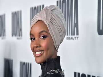 Halima Aden acted with integrity, Muslim twitter should too