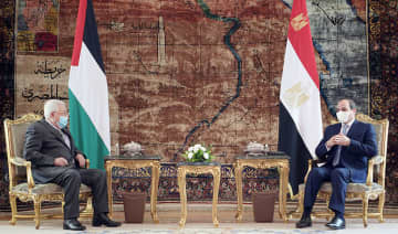 Egypt pledges full support to Palestinian cause
