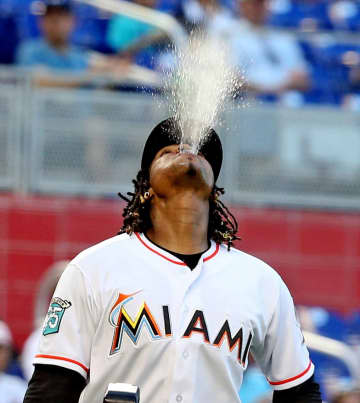 Marlins designate Jose Urena for assignment, add a reliever in first offseason shakeup