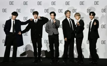 BTS's 'Life Goes On' debuts at No. 1 on US chart in foreign language first