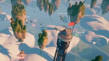 タワーディフェンスシューティング『Sky Fleet』トレイラー公開―空中都市を建設しタレットと共に防衛