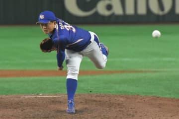 【社会人野球】NTT東が3年ぶり4強進出 西武ドラ2佐々木が大会初登板「優勝して去るのがベスト」