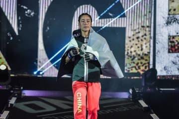 """来年開催の女子アトム級GP、台風の目は中国初のUFC王者を破った""""謎の女"""""""