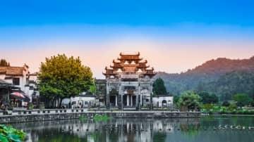 世界文化遺産リスト登録20周年の古村落に新たな輝き 安徽省